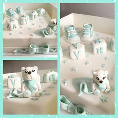 Christening, Cakes, Cake Makers, Kuchen, Cake, Pastries, Cookies, Torte, Layer Cakes