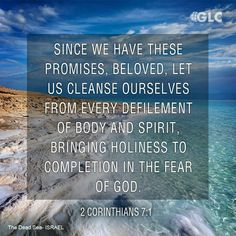 2 Corinthians 7:1 Worship Y'shua by giving Him your life in dedication of holiness unto Yahuah