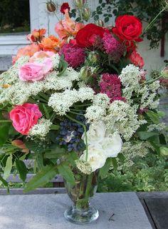 Beautiful fresh flowers!