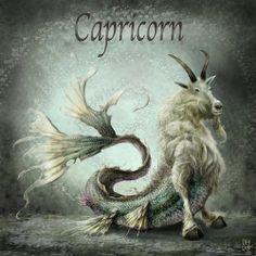 Capricorn by D. Hellandbrand, via Flickr
