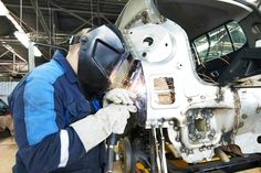 3 Welding Safety Tips for Students in Car Body Repair Courses