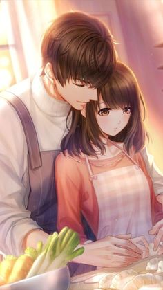 Wall Paper Anime Manga Character Design Ideas For 2019 Anime Couples Cuddling, Romantic Anime Couples, Cute Anime Couples, Kawaii Anime, Anime Cupples, Anime Boys, Anime Art Girl, Manga Girl, Couple Manga