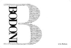 Bodoni Clipping Mask.