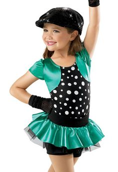 d61d1f05a7 First Recital Tap and Jazz Costumes  Tiny Girls