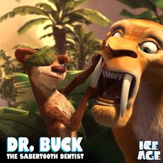 Defeating cavities since the triassic period.