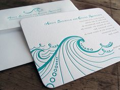Hey, I found this really awesome Etsy listing at http://www.etsy.com/listing/112456195/big-wave-wedding-invitation-letterpress