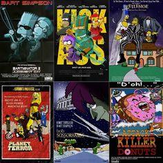 Simpson's movies