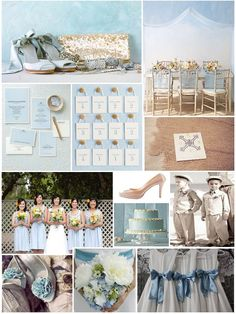 Powder Blue and Beige Wedding :) - Montreal Wedding Butler -  Dream it, Create it, Experience it.