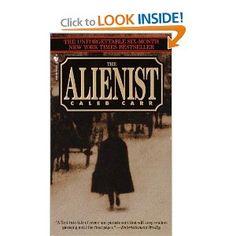 The Alienist.  Fantastic novel.