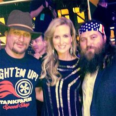 Kid Rock ,Korie and Willie