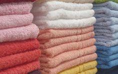 Lavare gli asciugamani in lavatrice