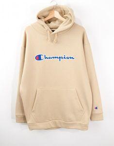 Champion Oversize Kapşonlu Erkek Hoodie MD9869BJ Hoodies, Sweatshirts, Sweaters, Fashion, Moda, Fashion Styles, Parka, Trainers, Sweater