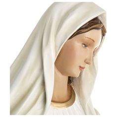 Nossa Senhora Medjugorje fibra vidro 60 cm PARA EXTERIOR | venda online na HOLYART Catholic Altar, Exterior, Faith, Religious Pictures, Fiber, Virgin Mary, Outdoors, Loyalty, Believe