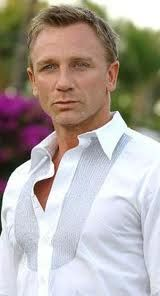 Daniel Craig. gotta have a few good looking guys to look at while reading all these - not so old - sayings