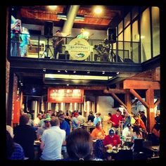 The one NW brewery that makes my top 10 list in Portland. They have a great private room for events, good people, and it's in the heart of the Pearl.