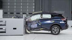 Nissan Murano aces crash tests; Jeep, Dodge and Hyundai fare poorly - LOS ANGELES TIMES #Cars, #Crash, #Test, #Business