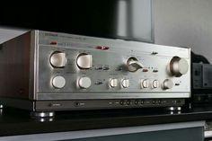 Vintage audio Luxman L550 Hi Fi Stereo
