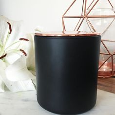 Our beautiful vogue jars #vogue #candlejar #copper #black #marble #flower #candle #candles #candlelover #candleaddict #candleobsession #new #amazing #interior #interiordesign #love #style #randallscandles #etsy #soycandles #soy #natural #buylocal #madeinmelbourne #melbourne #handmade #beautiful by randallscandles