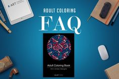 Adult Coloring Book Common Questions:  #Adultcoloringbooks #Adultcoloring
