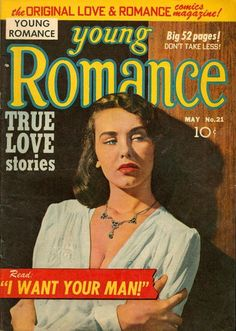 Cover for Young Romance (Prize, 1947 series) #v3#9 (21)