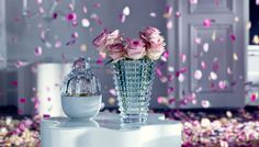 Transform your home into a piece of art with Baccarat home decorations. Choose to beautify your place with charming crystal decorations for home. Wedding List, Wedding Planner, Crystals In The Home, Baccarat Crystal, Crystal Decor, Island Weddings, Flower Vases, Table Settings, Wedding Inspiration