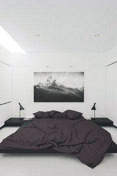 livingpursuit:  Apartment in Poland by   Andrzej Chomski