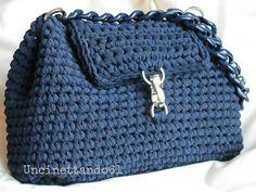 BLUE BAG CLOSURE METAL