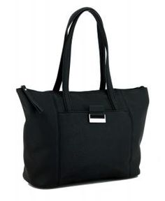 Shopper schwarz Gerry Weber Talk Different II Zipper Black - Bags & more
