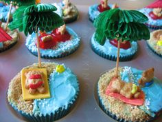 cute for a kid's beach themed party