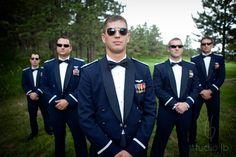 air force wedding - Google Search