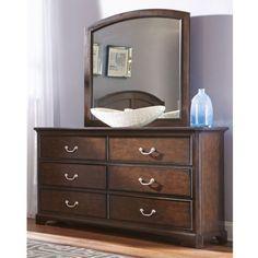Liberty 172-BR31/51 Avington Dresser/Mirror | Hope Home Furnishings and Flooring
