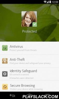 """Avira Antivirus Security  Android App - playslack.com ,  AVIRA ANTIVIRUS SECURITY FOR ANDROID• Shield your devices (smartphones, tablets, phablets) from malware.• Find your lost or stolen phone• Protect your private data (photos, SMS, etc.) from theft • See how each app collects sensitive data• Block unauthorized access to other applications installed on your device• Light on system resources, to help save battery powerREVIEW: """"Many applications are available that claim to protect"""