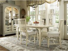 Universal Furniture | Paula Deen River House Kitchen Table In River Boat  Finish
