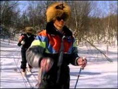 Off the Map: Finland Off The Map, Cross Country Skiing, Finland