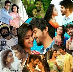 Sk and keerthy Sivakarthikeyan Wallpapers, Sai Pallavi Hd Images, Best Couple Pictures, Photo Romance, Prabhas Pics, Photos, Movie Collage, Filmy Quotes, Movie Love Quotes