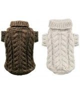 Angora Cable Knit Sweaters
