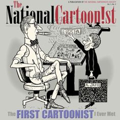 "We're pleased to announce that GoComics is now home to ""The National Cartoonist!"" a FREE magazine published by the National Cartoonists Society Foundation! ... Read more @ http://blogs.gocomics.com/2015/07/now-available-on-gocomics-the-national-cartoonist.html?utm_source=pinterest&utm_medium=socialmarketing=utm_content=nowavailableongocomicsthenationalcartoonist-blog&utm_campaign=social 