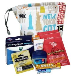 Wellness Care Package for Winter Bundle of 10 Items by Sweet Gifts. $17.99. Perfect for college students and travelers. Wellness Care Package for Winter Bundle of 10 Items.  Don't get stranded in the cold without the proper equiptment when you need them most.  Be prepared for those colder months with this convenient wellness care package especially designed to combat the colder weather. Comes with a convenient travel case to hold them in. Get one for each of y...