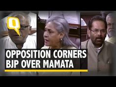 Daily News : The Quint: Opposition Slams BJP Leader's Remarks A...