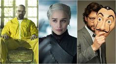 Popular series Breaking Bad and Game of Thrones have found their way into BBC's '100 greatest TV series of the 21st Century.