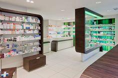 Artipharma Apotheekinrichting - Agencement pharmacie Thys Oostende