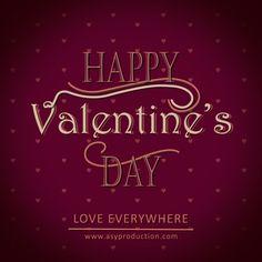 Sevgililer Günü'nüz Kutlu Olsun!  Happy Valentine's Day!