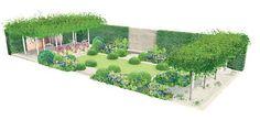 Chelsea Flower Show 2014: introducing the Telegraph Garden