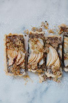 Pear and Hazelnut Frangipane Tart | Cannelle et Vanille