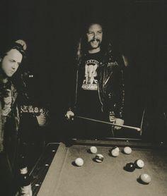 Lars and James