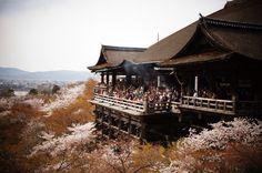 Kyoto, Kiyomizu tera 清水寺