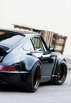 RWB Porsche duck tail