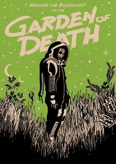 Garden of Death - Matthew Griffin