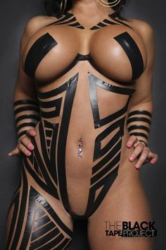 Ivy black body paint