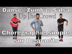 [TUTO SALSA] Chorégraphie simple sur Despacito | Apprendre à danser | Salsa | Zumba | Niveau facile - YouTube Zumba, Danse Salsa, My Salsa, Daddy, Bike Reviews, Yoga Gym, Yoga Meditation, Cardio, Bodybuilding